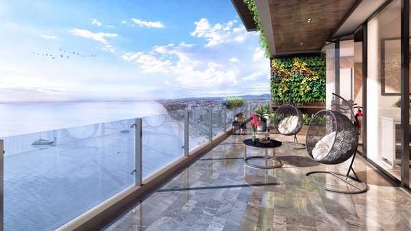 Chiêm ngưỡng căn hộ khách sạn 5 sao mặt biển Mỹ Khê - ảnh 2