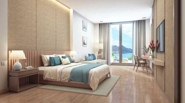 Chiêm ngưỡng căn hộ khách sạn 5 sao mặt biển Mỹ Khê - ảnh 3