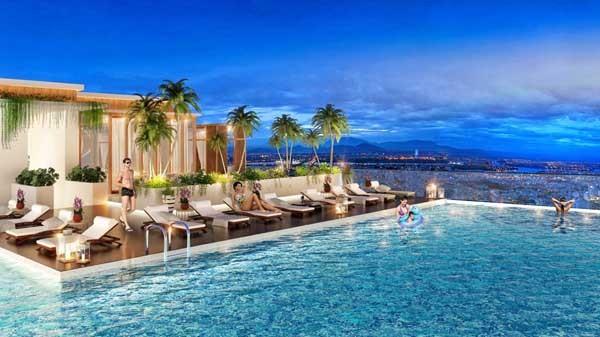 Chiêm ngưỡng căn hộ khách sạn 5 sao mặt biển Mỹ Khê - ảnh 6