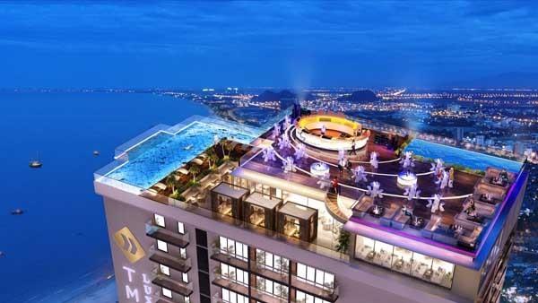 Chiêm ngưỡng căn hộ khách sạn 5 sao mặt biển Mỹ Khê - ảnh 7