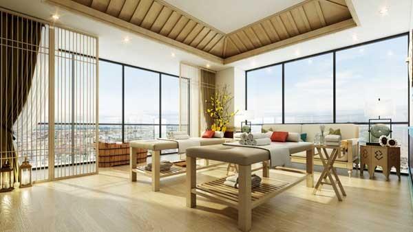 Chiêm ngưỡng căn hộ khách sạn 5 sao mặt biển Mỹ Khê - ảnh 9