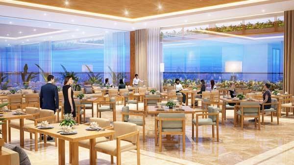 Chiêm ngưỡng căn hộ khách sạn 5 sao mặt biển Mỹ Khê - ảnh 10