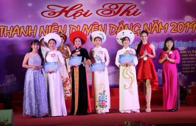 Nguyễn Bảo Ngọc giành Hoa khôi nữ thanh niên duyên dáng Yên Bái - ảnh 5