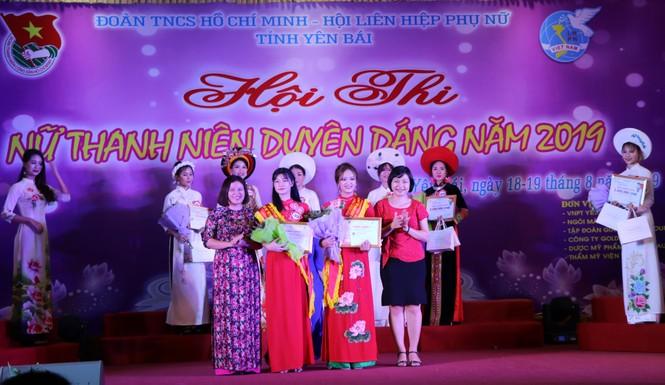 Nguyễn Bảo Ngọc giành Hoa khôi nữ thanh niên duyên dáng Yên Bái - ảnh 6