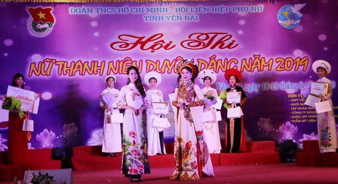 Nguyễn Bảo Ngọc giành Hoa khôi nữ thanh niên duyên dáng Yên Bái - ảnh 4