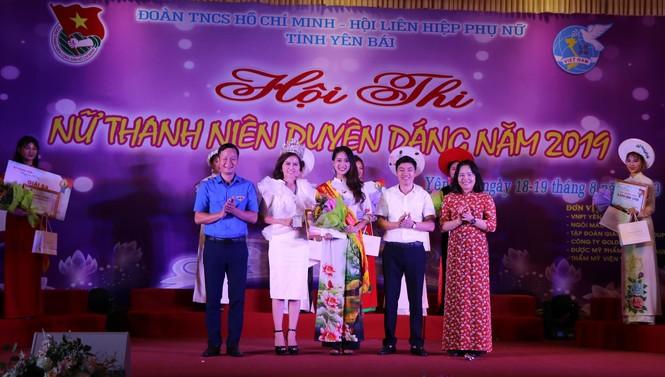 Nguyễn Bảo Ngọc giành Hoa khôi nữ thanh niên duyên dáng Yên Bái - ảnh 7