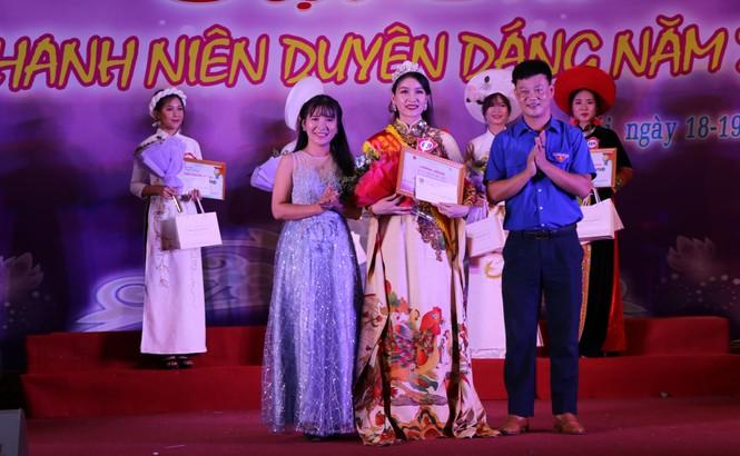 Nguyễn Bảo Ngọc giành Hoa khôi nữ thanh niên duyên dáng Yên Bái - ảnh 9
