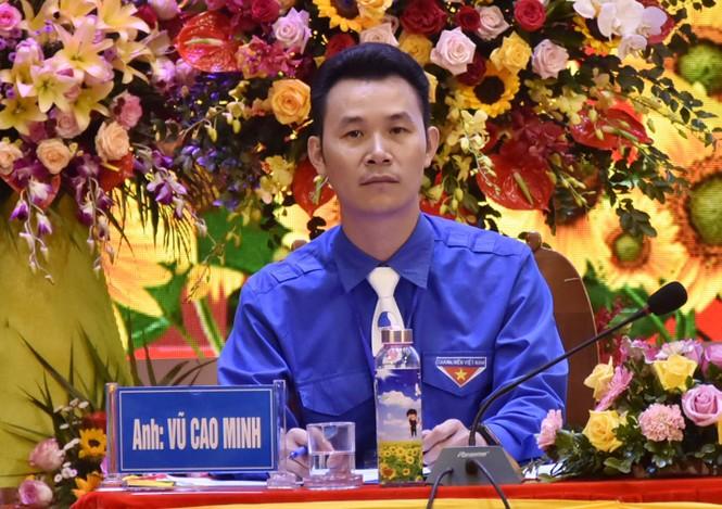 Anh Vũ Cao Minh đắc cử chủ tịch Hội LHTN tỉnh Lào Cai - ảnh 4