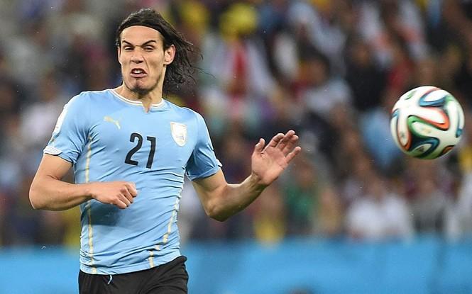Nét mặt 'khó đỡ' của các sao trên sân cỏ World Cup - ảnh 4