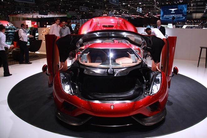 Chi tiết siêu xế Koenigsegg Regera giá 1,9 triệu USD - ảnh 1
