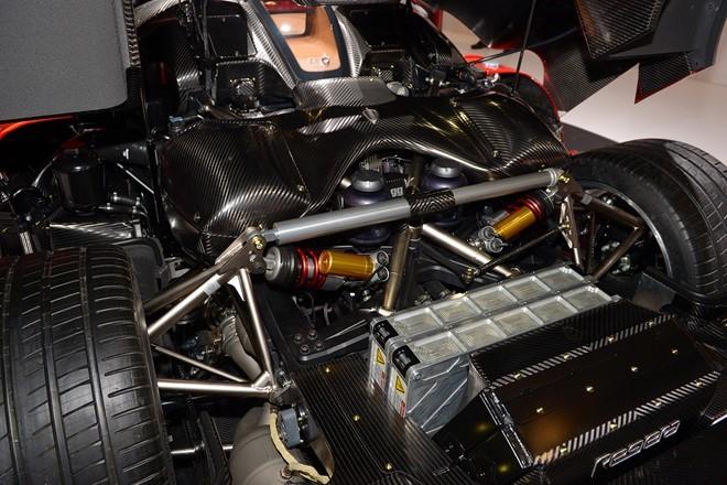 Chi tiết siêu xế Koenigsegg Regera giá 1,9 triệu USD - ảnh 3