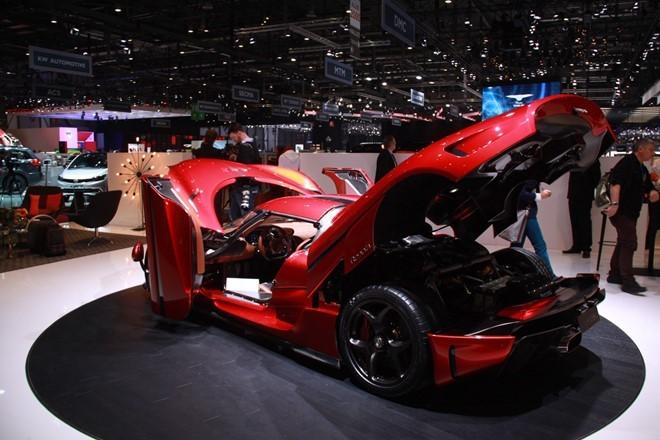 Chi tiết siêu xế Koenigsegg Regera giá 1,9 triệu USD - ảnh 4