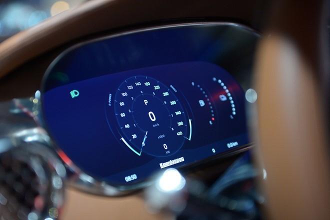 Chi tiết siêu xế Koenigsegg Regera giá 1,9 triệu USD - ảnh 5