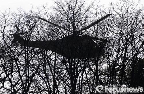 Tận thấy trực thăng 'khủng' Surion Hàn Quốc lần đầu tập trận - ảnh 11