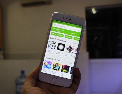 Hàng nhái iPhone 7, 7 Plus giá rẻ bán tràn lan ở TP HCM - ảnh 2