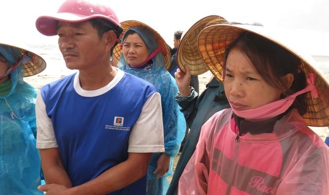 Xót xa xã biển Cảnh Dương sau mưa lũ - ảnh 3
