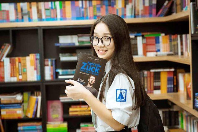 Thế hệ hot girl 2000 xinh đẹp, học giỏi, biết kinh doanh - ảnh 3