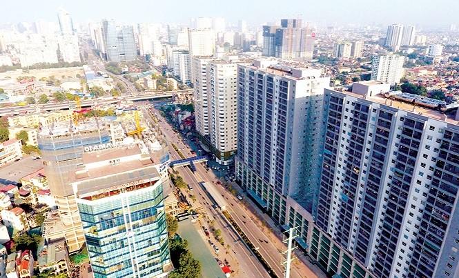 Dân Thủ đô 'kêu trời' vì loạt cao ốc đu bám hai bên tuyến phố chỉ rộng gần 10m - ảnh 14