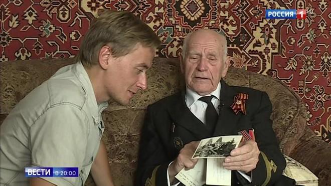 Đại úy Nga rơi nước mắt nhận ra thư gửi trong chai 50 năm trước - ảnh 3