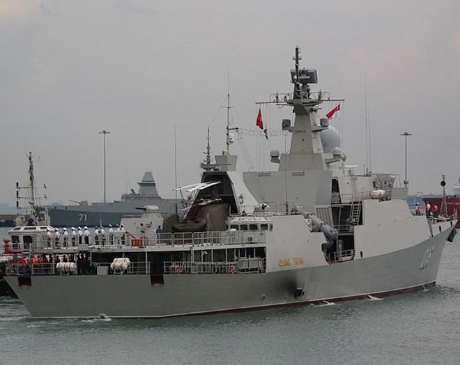 Chiến hạm Quang Trung - tàu hộ vệ tên lửa uy lực nhất của Việt Nam - ảnh 12