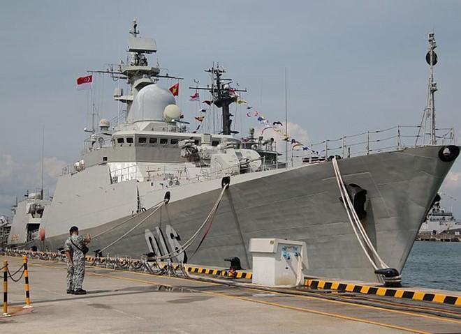 Chiến hạm Quang Trung - tàu hộ vệ tên lửa uy lực nhất của Việt Nam - ảnh 2