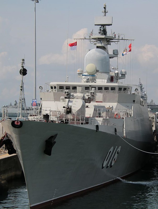 Chiến hạm Quang Trung - tàu hộ vệ tên lửa uy lực nhất của Việt Nam - ảnh 3