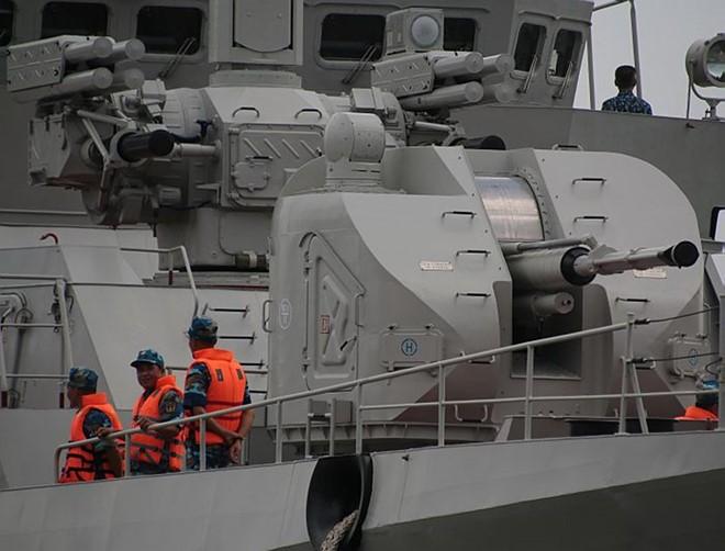 Chiến hạm Quang Trung - tàu hộ vệ tên lửa uy lực nhất của Việt Nam - ảnh 4