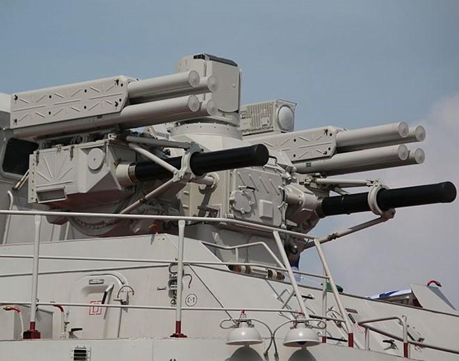 Chiến hạm Quang Trung - tàu hộ vệ tên lửa uy lực nhất của Việt Nam - ảnh 5