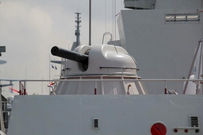 Chiến hạm Quang Trung - tàu hộ vệ tên lửa uy lực nhất của Việt Nam - ảnh 6