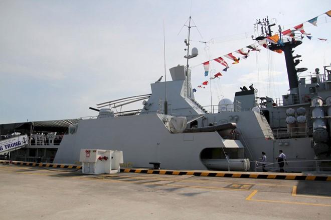 Chiến hạm Quang Trung - tàu hộ vệ tên lửa uy lực nhất của Việt Nam - ảnh 7