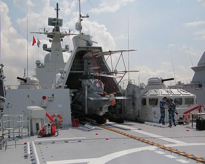 Chiến hạm Quang Trung - tàu hộ vệ tên lửa uy lực nhất của Việt Nam - ảnh 8