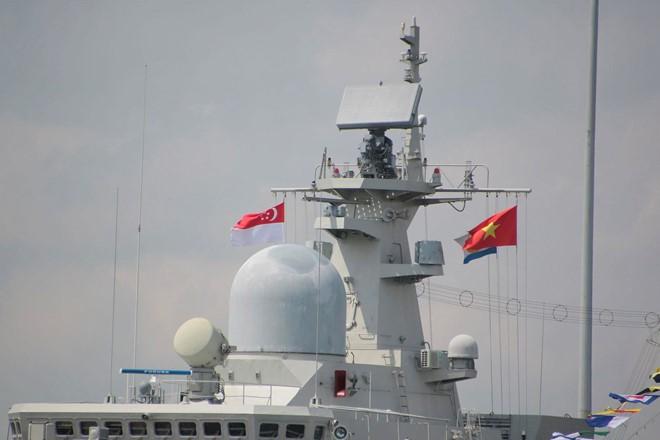 Chiến hạm Quang Trung - tàu hộ vệ tên lửa uy lực nhất của Việt Nam - ảnh 9