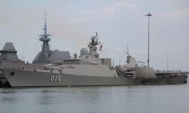 Chiến hạm Quang Trung - tàu hộ vệ tên lửa uy lực nhất của Việt Nam - ảnh 1