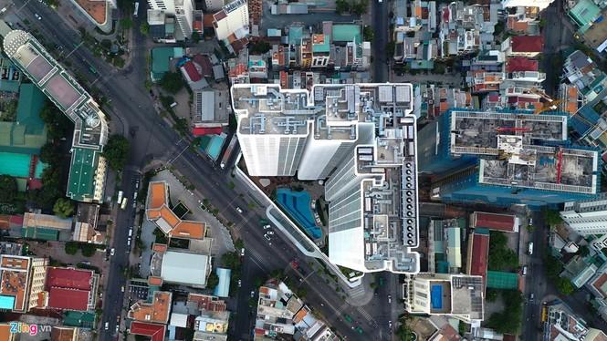 Condotel, khách sạn cao tầng chen chúc dọc bờ biển Nha Trang - ảnh 6
