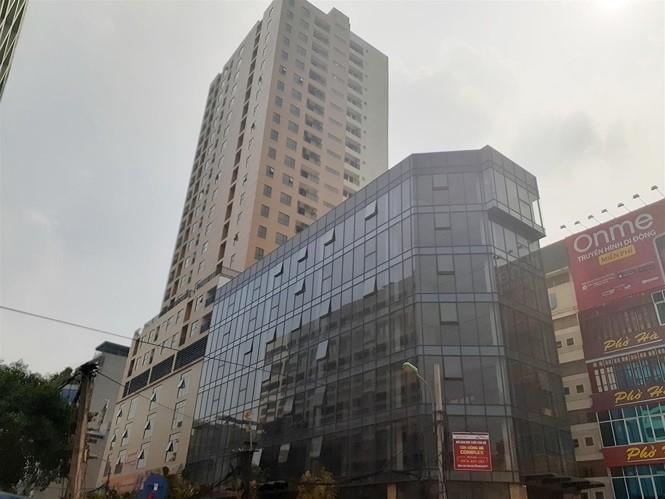 Cao ốc 15 năm không xong, 'tranh' bán căn hộ: Cty ICC có vô can? - ảnh 2