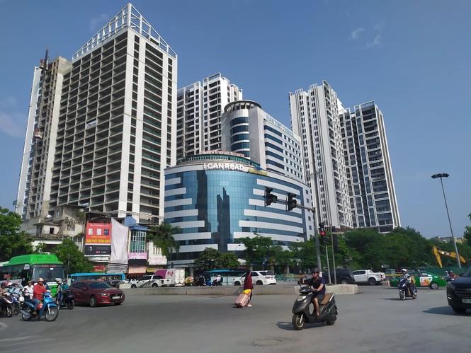 Bộ Xây dựng thông tin dự án 5.000 tỷ ở Hà Nội chưa nghiệm thu đưa dân vào ở - ảnh 1
