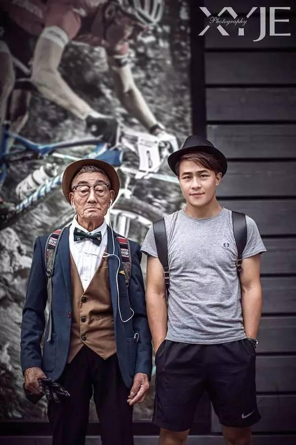 Mãn nhãn với cụ ông 85 tuổi sành điệu bậc nhất Trung Quốc - ảnh 7