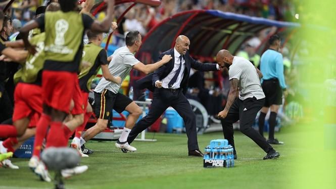 Bỉ tiễn Brazil về nước, World Cup thành sân chơi riêng châu Âu - ảnh 21