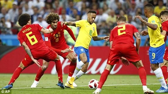 Bỉ tiễn Brazil về nước, World Cup thành sân chơi riêng châu Âu - ảnh 22