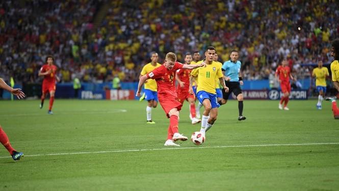 Bỉ tiễn Brazil về nước, World Cup thành sân chơi riêng châu Âu - ảnh 23