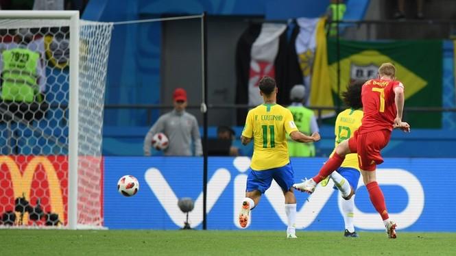 Bỉ tiễn Brazil về nước, World Cup thành sân chơi riêng châu Âu - ảnh 24