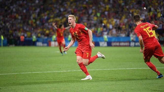 Bỉ tiễn Brazil về nước, World Cup thành sân chơi riêng châu Âu - ảnh 25