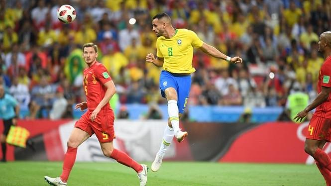 Bỉ tiễn Brazil về nước, World Cup thành sân chơi riêng châu Âu - ảnh 34