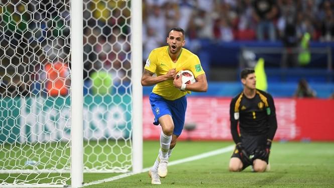 Bỉ tiễn Brazil về nước, World Cup thành sân chơi riêng châu Âu - ảnh 36