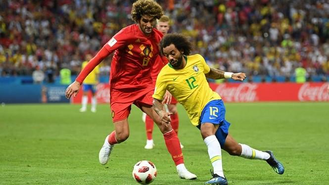 Bỉ tiễn Brazil về nước, World Cup thành sân chơi riêng châu Âu - ảnh 38