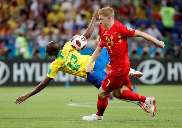 Bỉ tiễn Brazil về nước, World Cup thành sân chơi riêng châu Âu - ảnh 14