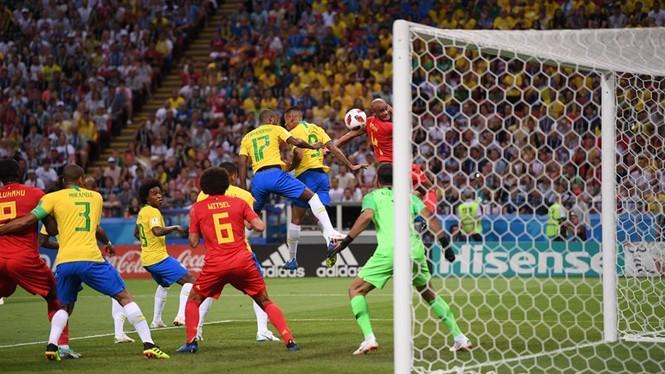 Bỉ tiễn Brazil về nước, World Cup thành sân chơi riêng châu Âu - ảnh 16