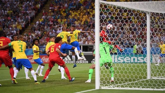 Bỉ tiễn Brazil về nước, World Cup thành sân chơi riêng châu Âu - ảnh 17