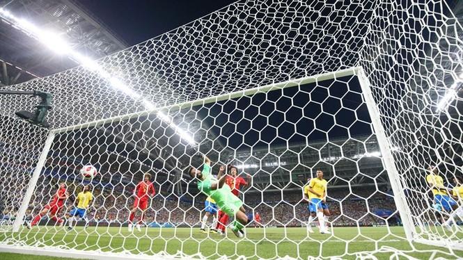 Bỉ tiễn Brazil về nước, World Cup thành sân chơi riêng châu Âu - ảnh 18