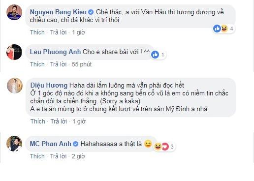 Chân dung các tuyển thủ Việt Nam qua con mắt hài hước của Hoàng Bách  - ảnh 5